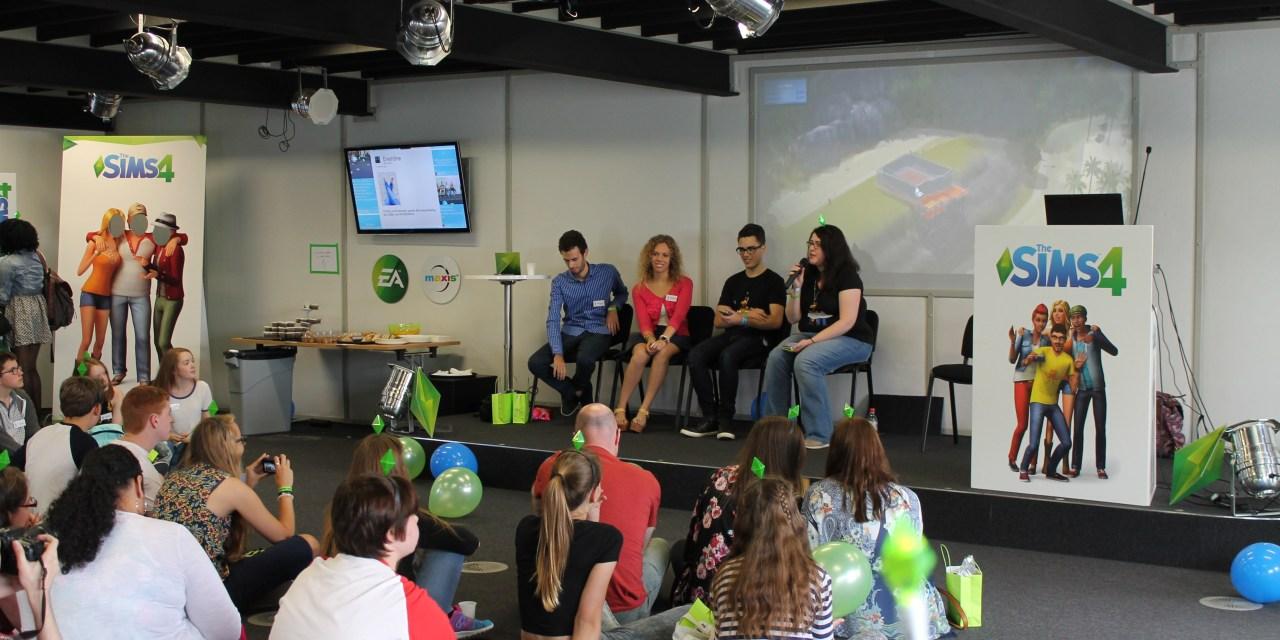 Simmer Spotlight: BeyondSims and Rachybop Talk Simmers Meetup