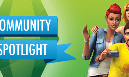 Community Spotlight: Rachybop's Sims Weekly Roundup