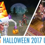 Ghost Flustered Quest Walkthrough; The Sims FreePlay Halloween 2017 Update