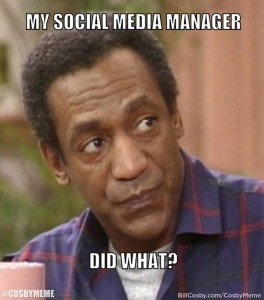 Bill Cosby Memes, Dr. Oz & New England Patriots' Social Media Storms