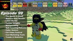 Beyond Social Media Show - LEGO Worlds - Episode 99