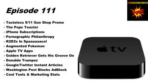 Apple's TV App Store
