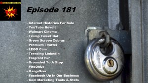 Beyond Social Media - Protect Internet History - Episode 181