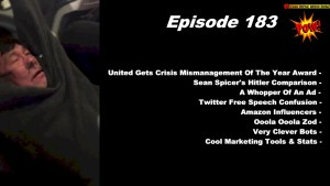 Beyond Social Media - United Airlines Drags Passenger - Episode 183
