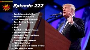 Beyond Social Media - Cambridge Analytica - Episode 222