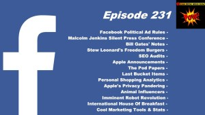 Beyond Social Media - Facebook Political Ad Rules - Episode 231