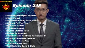 Beyond Social Media - AI Anchors - Episode 248