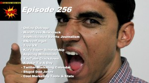 Beyond Social Media - Online Outrage - Episode 256