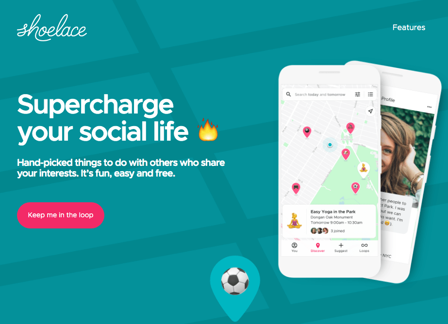 Shoelace is Google's new invite-only social network.