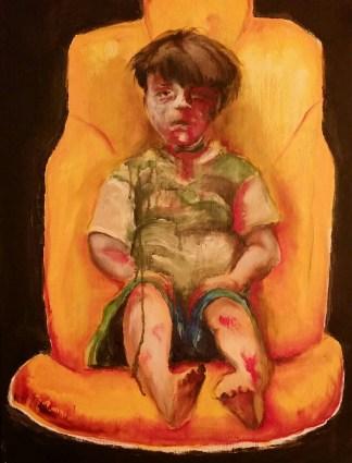 Aleppo Boy II