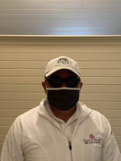 Masked Tennis Professional