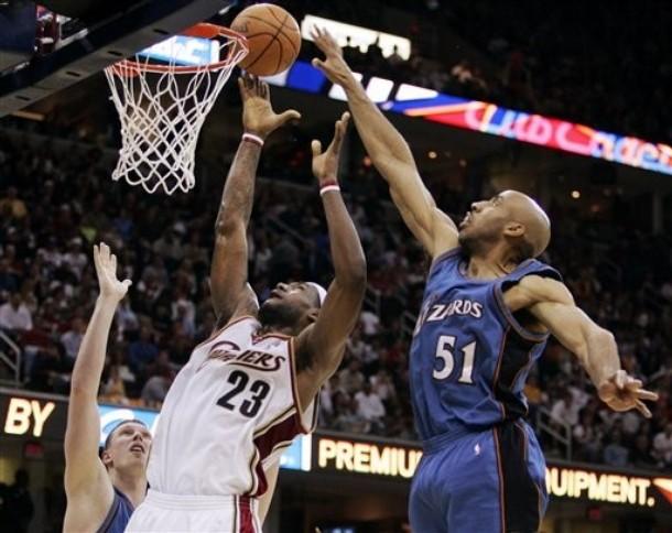 Wizards Cavaliers Basketball