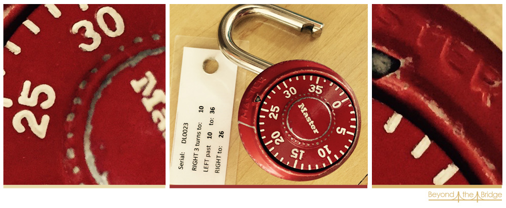 Locker - cadenas