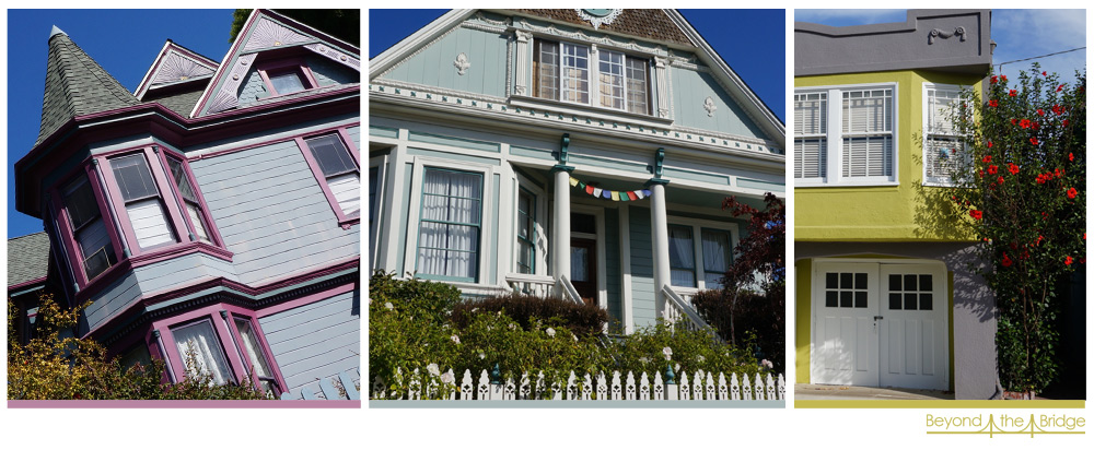 Architecture maisons Berkeley
