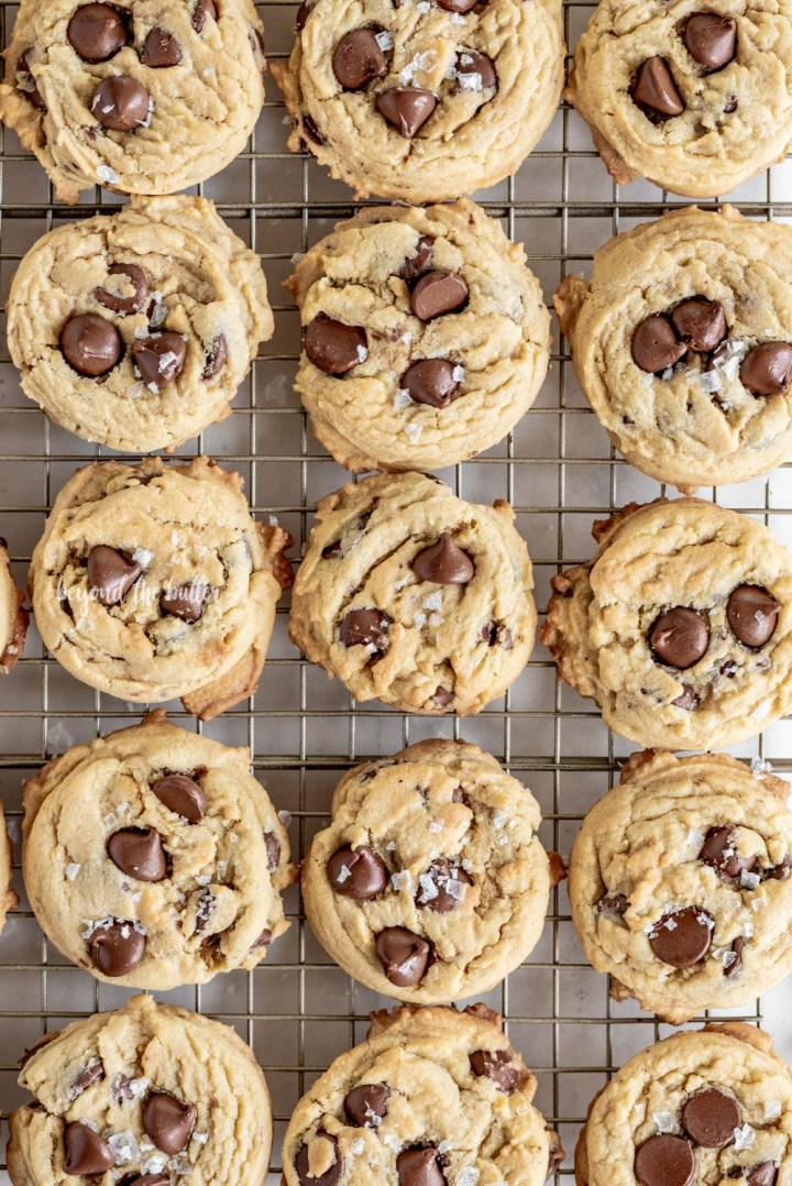 Super Soft Chocolate Chip Cookies   All Images © Beyond the Butter, LLC