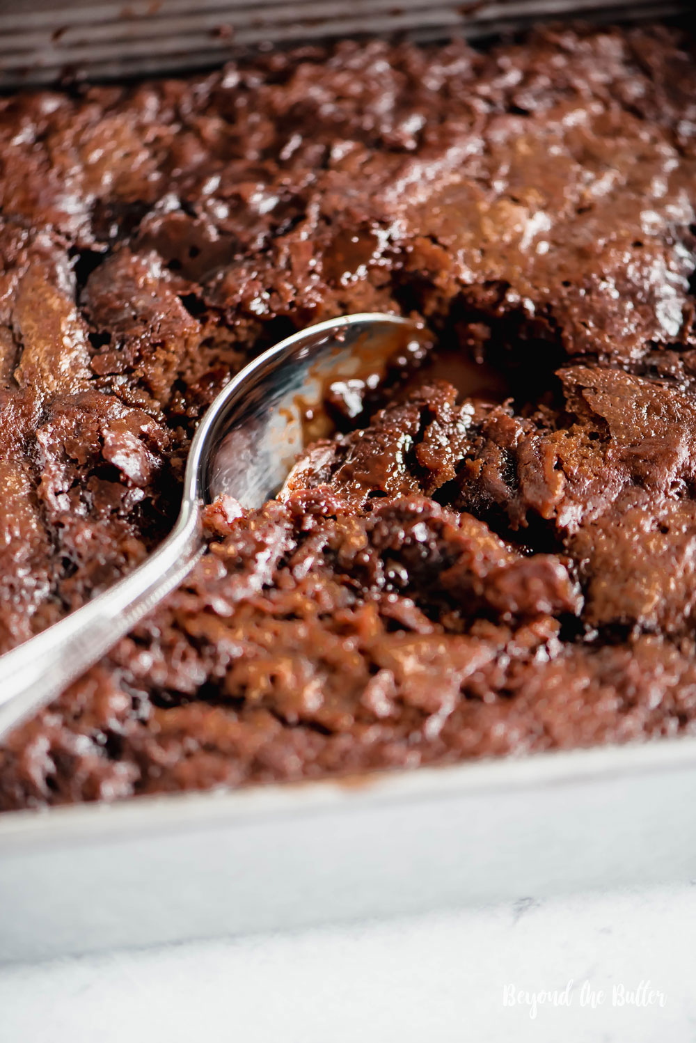 Hot Fudge Pudding Cake | All Images: © Beyond the Butter, LLC