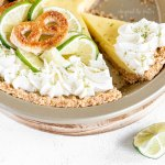 Easy Key Lime Pie | All images © Beyond the Butter, LLC