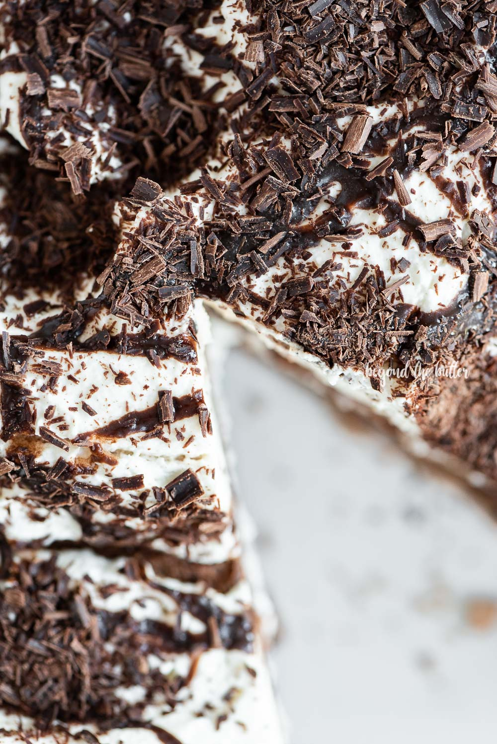Chocolate Meringue Layer Cake | All Images © Beyond the Butter, LLC