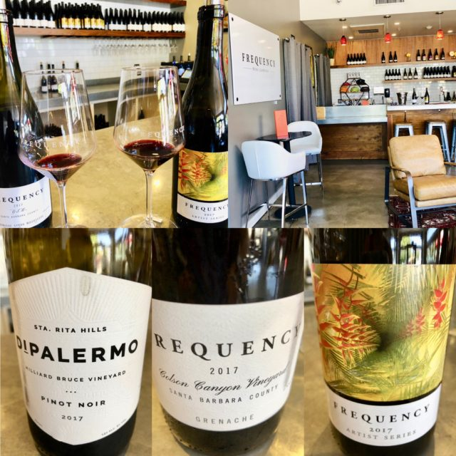 A Favourite  – Frequency Wines in Santa Barbara