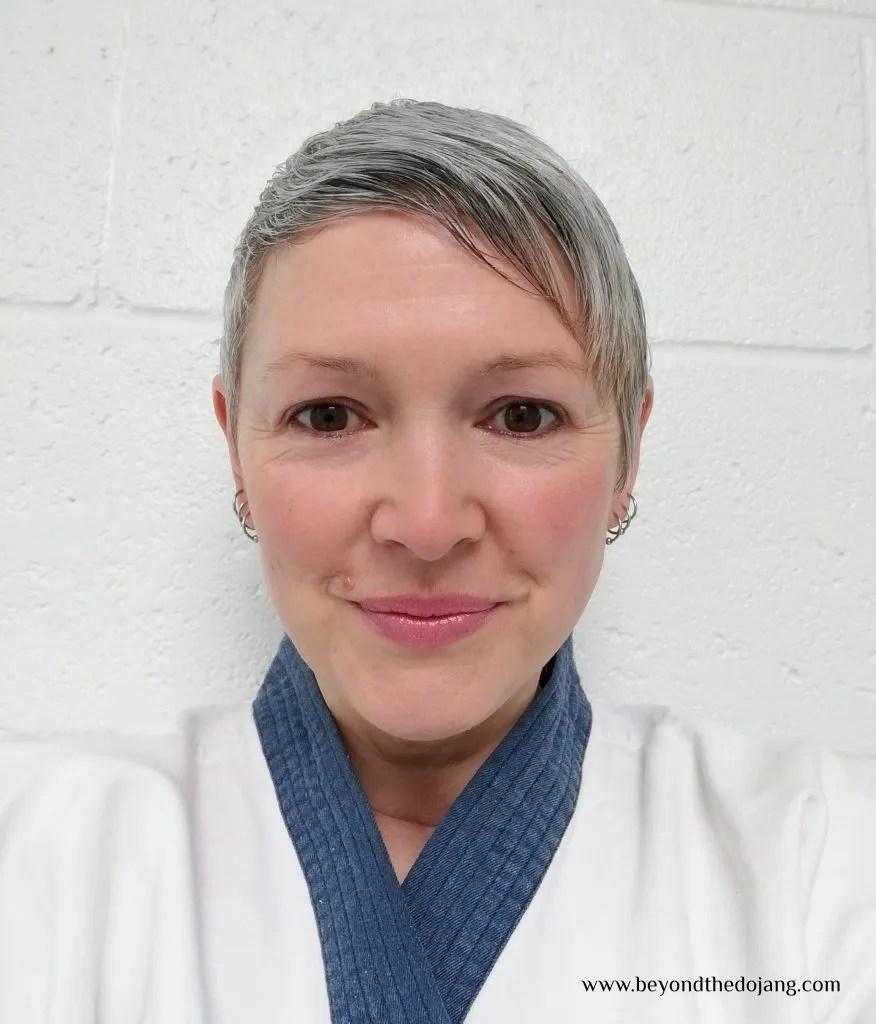 Photo headshot of Master Gillian Dean.