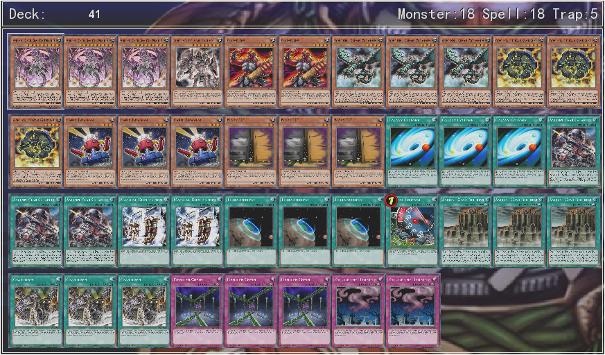 best machine deck