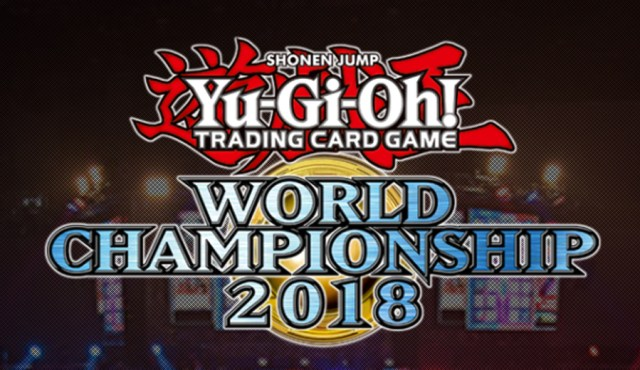 Le World Championship Duel Links a commencé ! World-Championships-2018-Logo-1