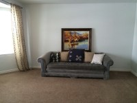 My Empty Living Room | BEYOND THE GREY