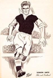 Gordon Smith, Hibs