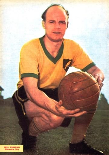 Bill Punton, Norwich 1964