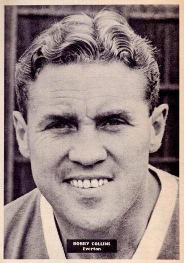 Bobby Collins Everton 1960