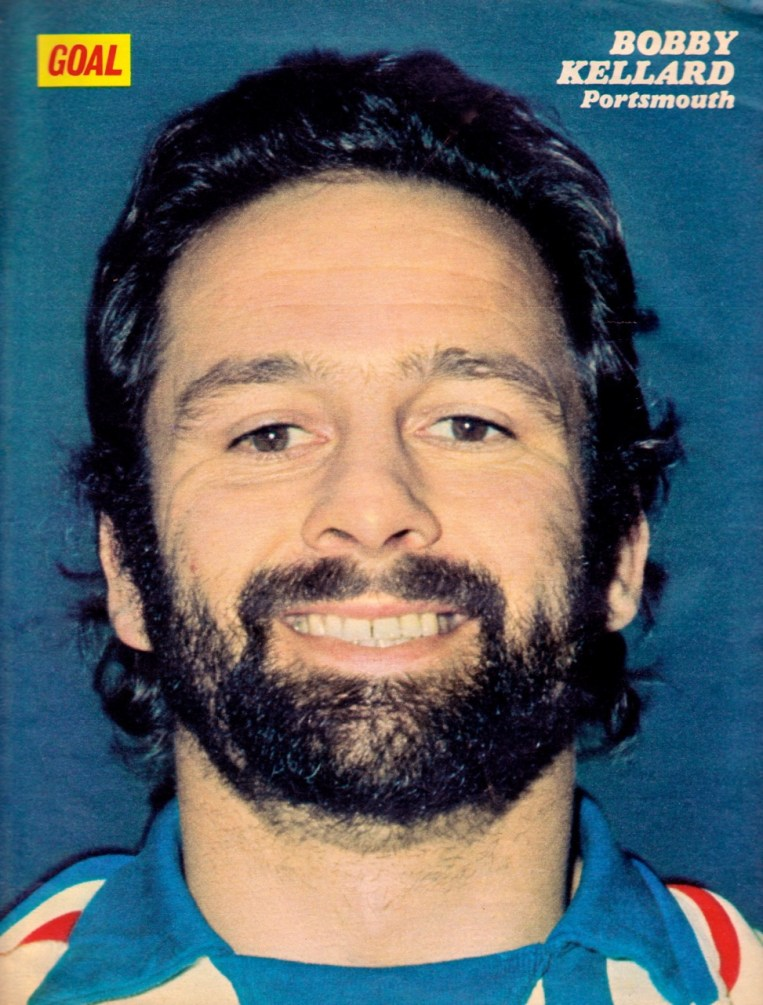 Bobby Kellard, Portsmouth 1974