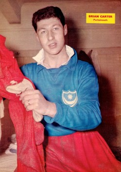 Brian Carter, Portsmouth 1960