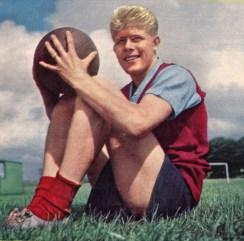 Ray Pointer, Burnley 1959