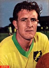 Joe Mullett, Norwich 1964