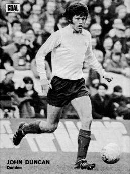 John Duncan, Dundee 1973