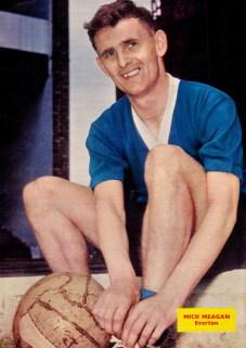 Mick Meagan, Everton 1959