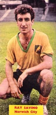 Ray Savino, Norwich 1961