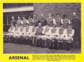 Arsenal 1970-2