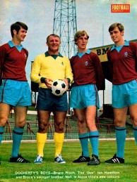 Aston Villa 1969