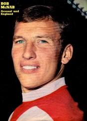Bob McNab, Arsenal 1968