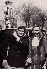 Fairs Cup Parade, Arsenal 1970