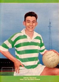 Bertie Peacock, Celtic 1960