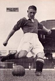 Billy Gray, Chelsea 1951