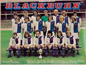 Blackburn Rovers 1975