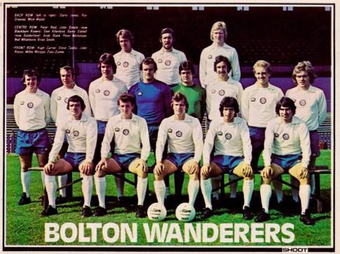 Bolton Wanderers 1977