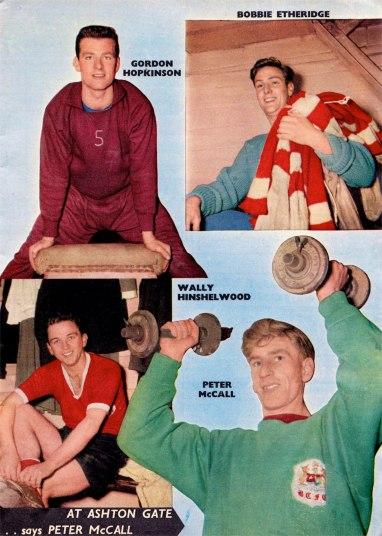 Bristol City 1959
