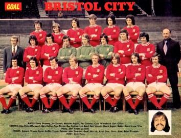 Bristol City 1974
