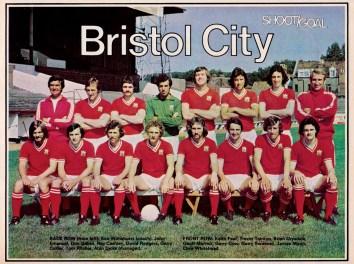 Bristol City 1975
