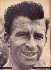 Bryan Douglas, Blackburn Rovers 1963