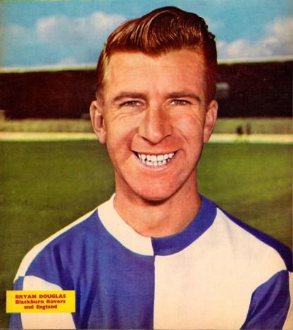 Bryan Douglas, Blackburn Rovers 1964
